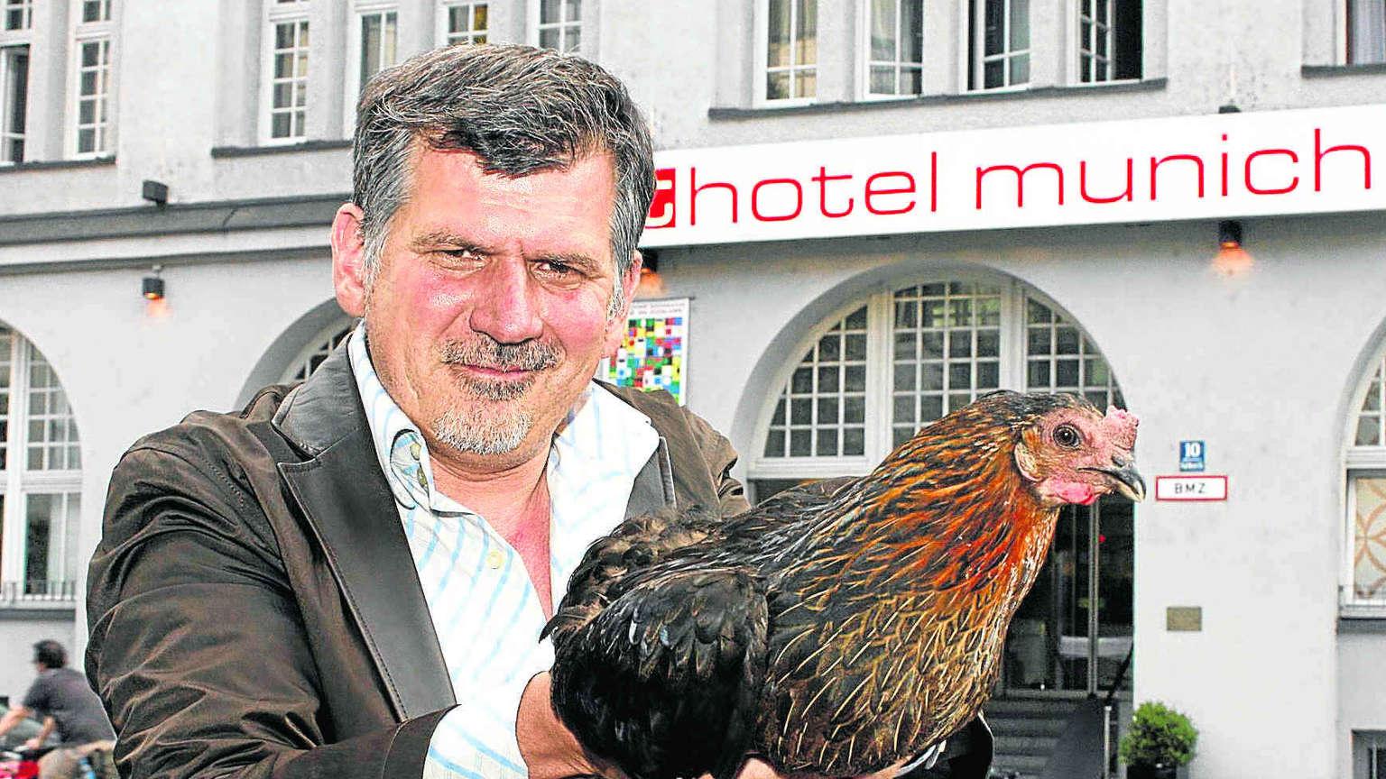Zur Wiesn: Huhn sucht Hotel | Wiesn-News