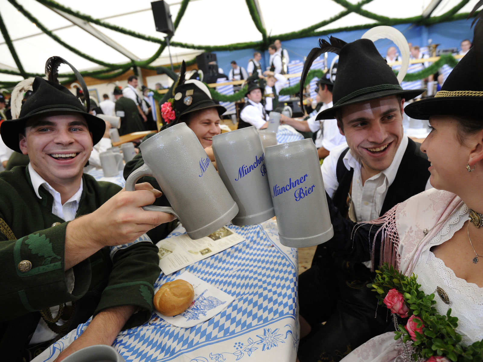 oktoberfest kein bier trinken