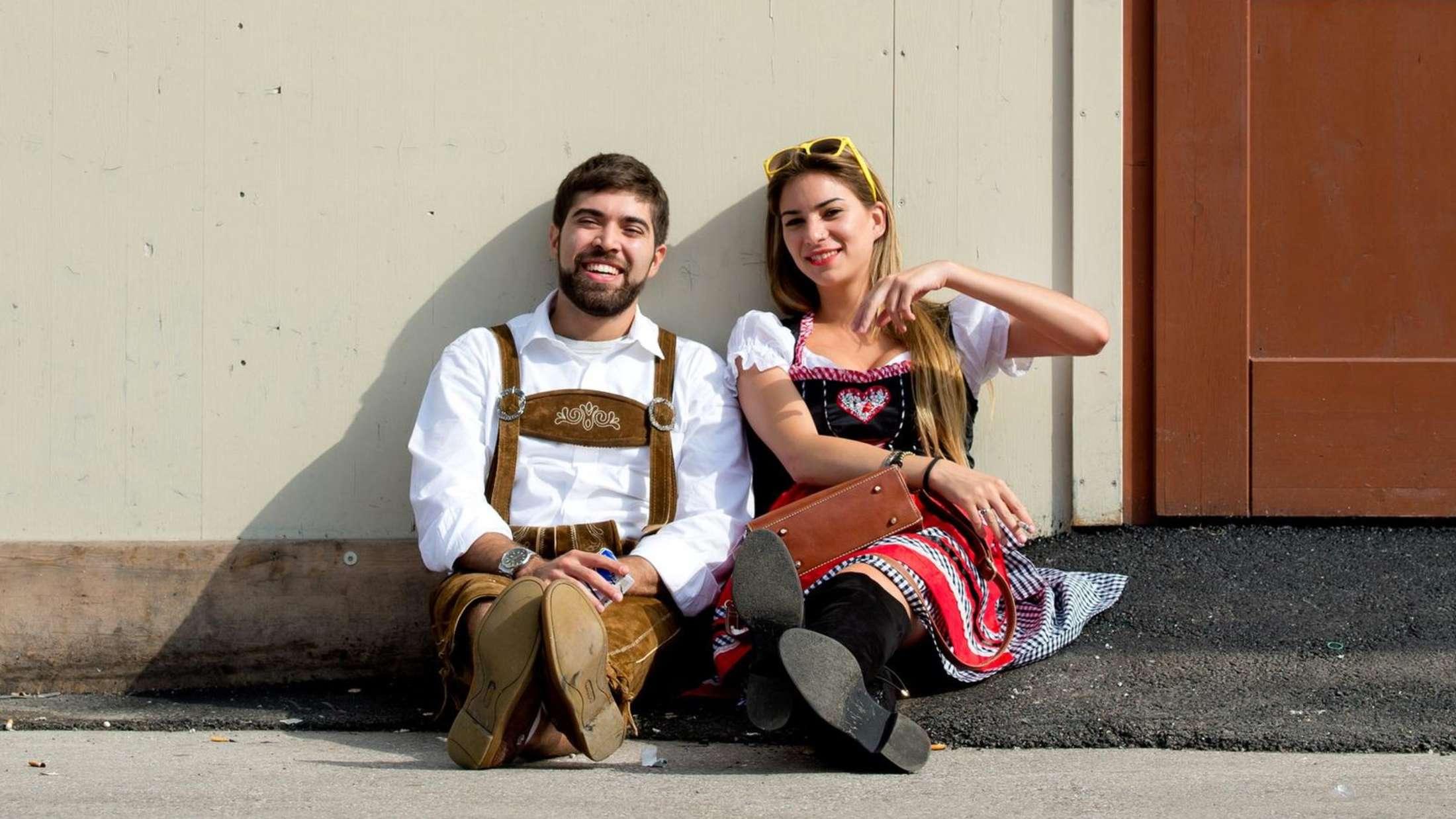 Oktoberfest munchen flirten