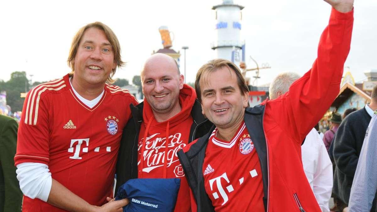 Fc Bayern Auf Der Wiesn