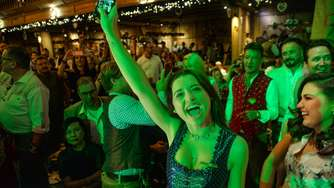 "Video + Fotos: Wiesn-Hit 2018? Die Draufgänger rocken das Weinzelt mit Coversong ""Cordula Grün"""